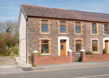 Thumbnail 4 bed semi-detached house for sale in Heol Y Parc, Cefneithin, Llanelli