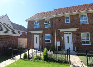 Thumbnail 3 bed end terrace house to rent in Hawthorn Drive, Thornton Cleveleys, Lancashire