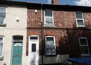 Thumbnail 2 bed terraced house for sale in Croft Street, Lincoln