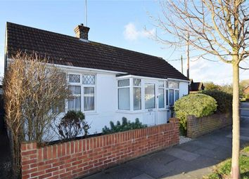 Thumbnail 2 bed detached bungalow for sale in South Crescent, Southend-On-Sea