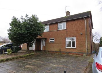 Thumbnail 3 bed semi-detached house to rent in Lawford Lane, Bilton, Rugby