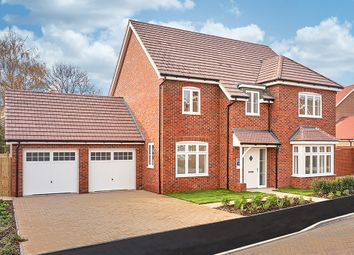 """Thumbnail 5 bed detached house for sale in """"The Birch"""" at Rushland Field, Chinnor"""