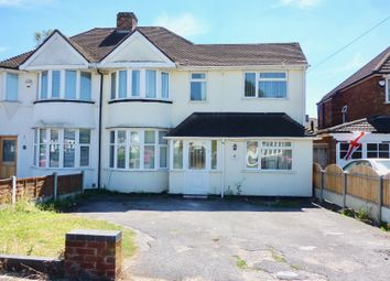 Thumbnail 4 bed semi-detached house to rent in Elmfield Road, Castle Bromwich, Birmingham