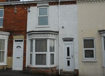 Thumbnail 2 bed terraced house to rent in Montague Street, Lincoln