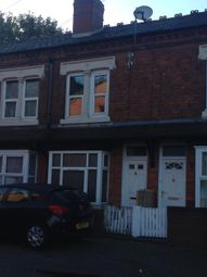 Thumbnail 3 bedroom terraced house for sale in Nineveh Avenue, Birmingham