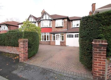 Thumbnail 4 bed semi-detached house to rent in Hayling Road, Sale