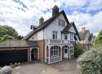 Thumbnail 6 bed detached house for sale in Blenheim Rd, London