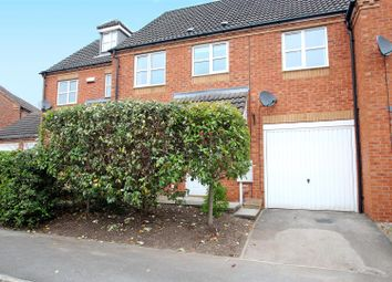 Thumbnail 4 bed town house for sale in Edmonstone Crescent, Bestwood, Nottingham