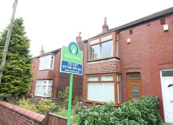 Thumbnail 2 bed terraced house to rent in Queen Street, Shaw, Oldham