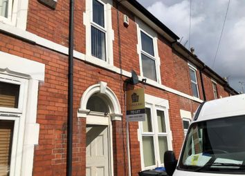 Thumbnail 2 bed shared accommodation to rent in Wolfa Street, Derby