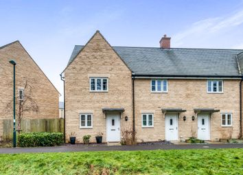Thumbnail 2 bedroom end terrace house for sale in Cresswell Close, Yarnton, Kidlington
