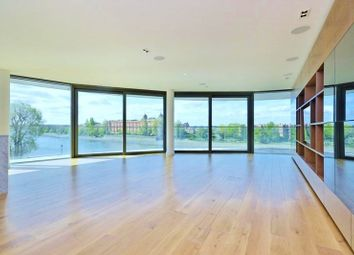 Thumbnail 3 bed flat for sale in Goldhurst House, Fulham Reach, London