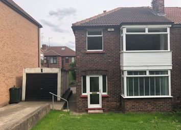 Thumbnail 3 bed semi-detached house to rent in East Bawtry Road, Whiston, Rotherham
