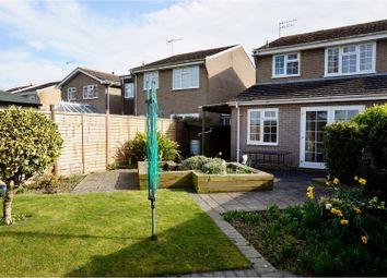 Thumbnail 3 bed link-detached house for sale in Pinehurst Park, Aldwick