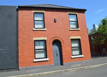 Thumbnail 2 bed semi-detached house for sale in Wall Street, Salford