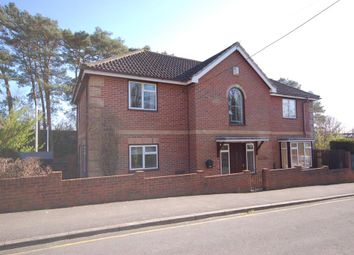 Thumbnail 3 bed semi-detached house to rent in Station Approach, Sway, Hampshire