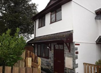 Thumbnail 3 bed end terrace house to rent in Raleigh Close, Padstow