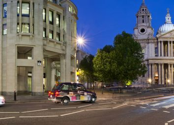 Thumbnail Serviced office to let in St Paul's Churchyard, London