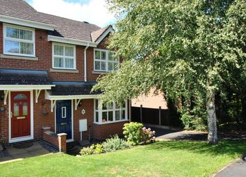 Thumbnail 3 bedroom semi-detached house for sale in Woodside Road, Red Lake, Telford, Shropshire