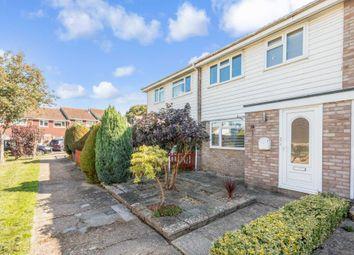 Thumbnail 3 bed terraced house for sale in Wicks Road, Billingshurst