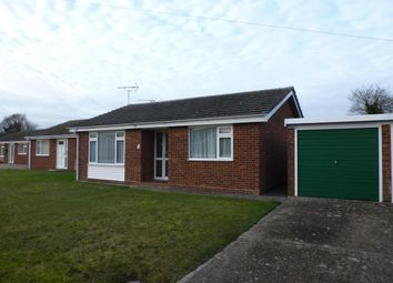 Thumbnail 2 bedroom bungalow to rent in St Nicholas Drive, Feltwell, Thetford