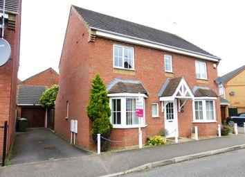 Thumbnail 4 bed property to rent in Buckthorn Road, Hampton Hargate, Peterborough