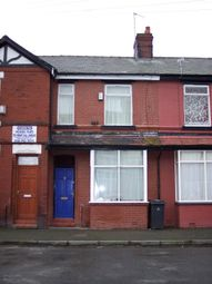 Thumbnail 2 bed terraced house to rent in Brocklehurst Street, Manchester