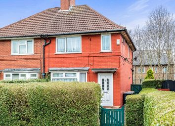 Thumbnail 2 bedroom semi-detached house for sale in Broadlea Terrace, Bramley, Leeds