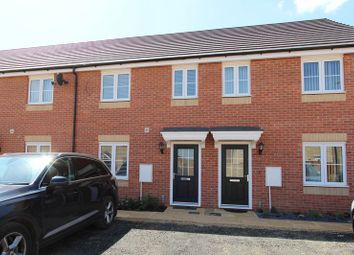 Thumbnail 3 bed terraced house to rent in Farrer Way, Barleythorpe, Oakham