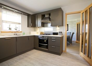 Thumbnail 5 bedroom detached house for sale in Lyall Way, Laurencekirk
