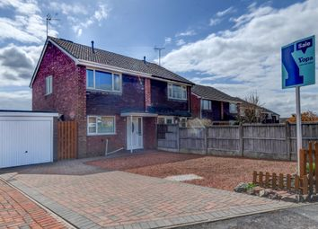 Thumbnail 3 bed semi-detached house for sale in Purcell Avenue, Nuneaton