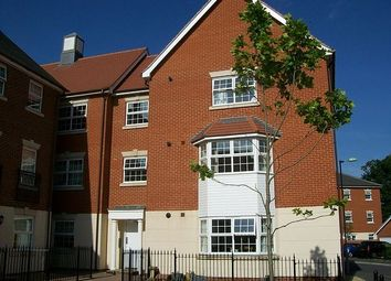 Thumbnail 2 bedroom flat to rent in Gainsborough Court Offord Close, Grange Farm, Ipswich
