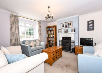 Thumbnail 5 bed detached house for sale in Fernham Road, Longcot, Faringdon