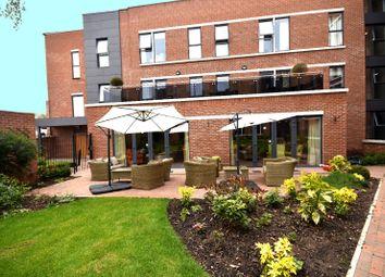 Thumbnail 1 bedroom flat for sale in Glen Hills Court, Glen Parva, Leicester