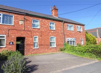 Thumbnail 3 bed terraced house for sale in The Terrace, Church Street, Wragby, Market Rasen