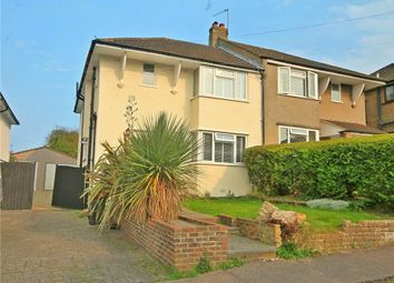 Thumbnail 3 bed semi-detached house for sale in Shelvers Spur, Tadworth
