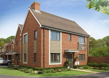 Thumbnail 3 bed detached house for sale in Plot 243 The Kea, Bramshall, Uttoxeter