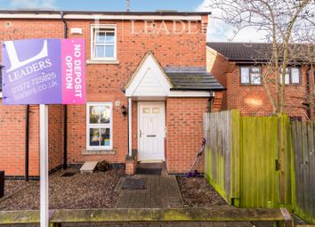 Thumbnail 3 bedroom end terrace house to rent in Graffham Drive, Oakham