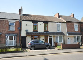 Thumbnail 4 bed terraced house for sale in Derby Street, Burton-On-Trent