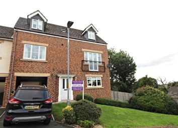 Thumbnail 4 bed detached house for sale in Bells Lonnen, Prudhoe