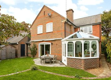 Thumbnail 4 bed detached house for sale in Brisson Close, Esher, Surrey