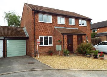 Thumbnail 3 bed semi-detached house for sale in Beverley Gardens, Bicester, Oxfordshire, Oxon
