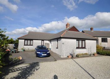 Thumbnail 3 bed detached bungalow for sale in Whitecroft Way, Kilkhampton, Bude, Cornwall