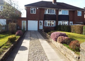 Thumbnail 4 bed property for sale in Old Lode Lane, Solihull, West Midlands