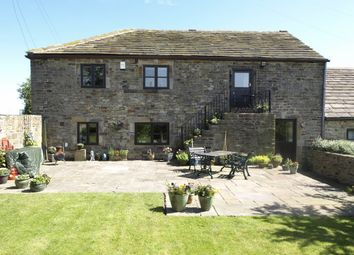 Thumbnail 4 bed barn conversion for sale in South Lane, Cawthorne, Barnsley