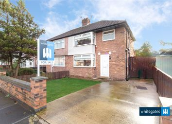 Thumbnail 3 bed semi-detached house for sale in Woodland Road, Halewood, Liverpool, Merseyside