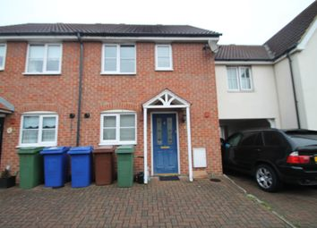 Thumbnail 2 bed terraced house to rent in Grenville Road, Chafford Hundred, Grays, Essex