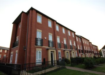 Thumbnail 3 bed end terrace house to rent in Field Close, Bilston, West Midlands