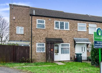 Thumbnail 1 bed property for sale in Ruffets Wood, Gravesend