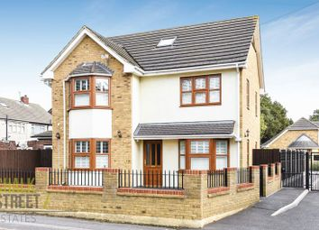 Thumbnail 5 bed detached house for sale in Tyrsal Close, Hornchurch